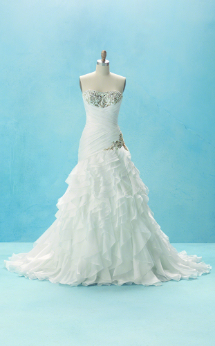 fairy - Disney Fairy Tale Weddings Jasmin10