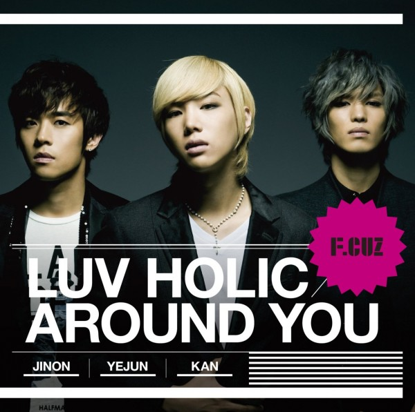 "[25.11.11]F.CUZ revela su segundo single japonés ""AROUND YOU"" 20111111"