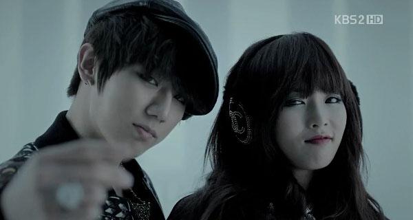 "[25.11.11]Teaser ""TROUBLE MAKER"" - Hyun Seung y Hyun-A 20111112"