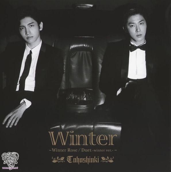 """[28.11.11]TVXQ fotos """"Winter Rose"""" 20111114"""