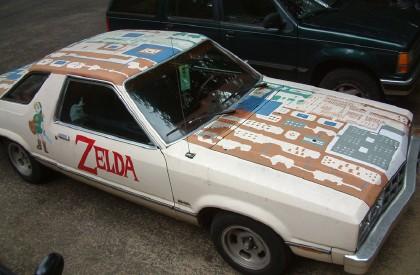 Zelda Car Zelda_10