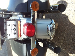 Dosseret pilote pour moi et sissybar pour madame 20120220
