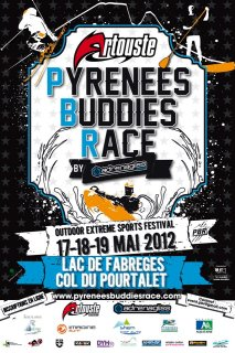 Pyrénées Buddies Race:  stand up race 19 Mai 2012 Affich10
