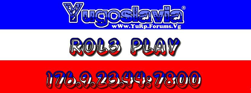 .::Yugoslavia RolePlay::.