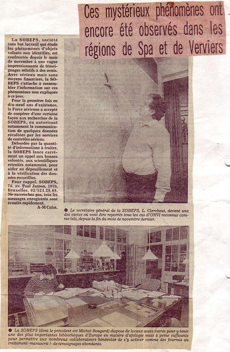 Coupures de presse vague belge Articl11