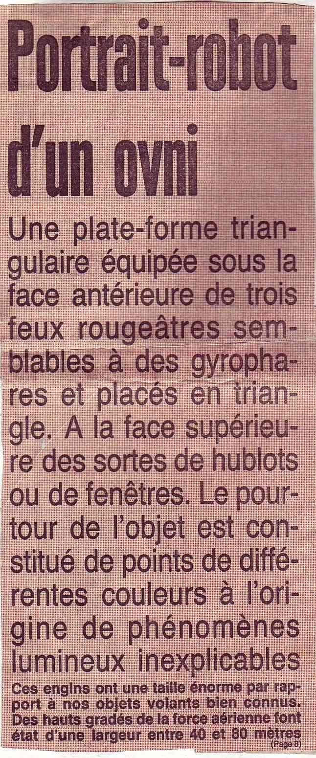 Coupures de presse vague belge Articl13