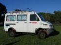 Iveco 4x4 camper Taglio11