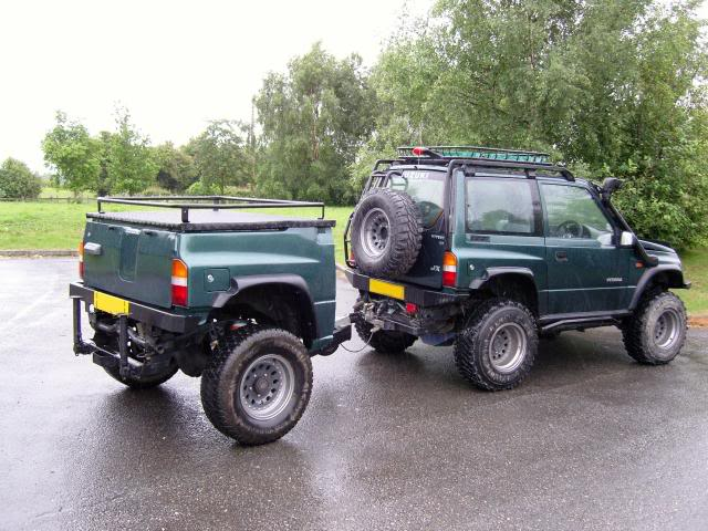 Off-road expedition trailers - good idea or bad? - Page 5 Traile10
