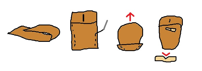 [tutoriel] Un sac avec fermeture en bâton Sac10