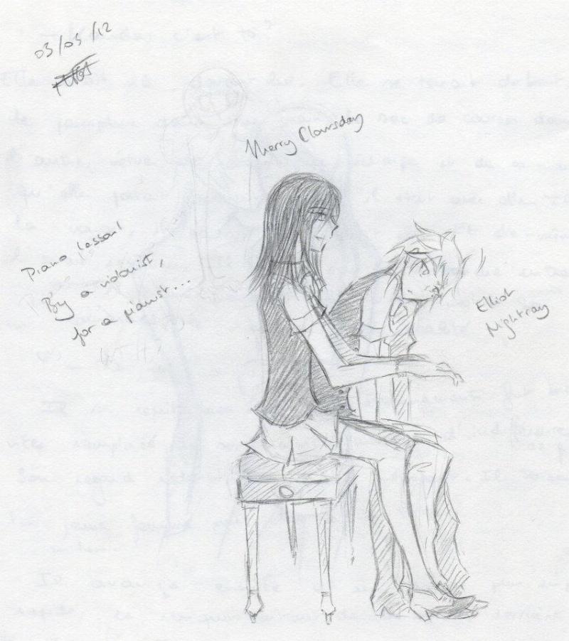 Parce qu'une baka, ça sait tenir un crayon ~  42575111