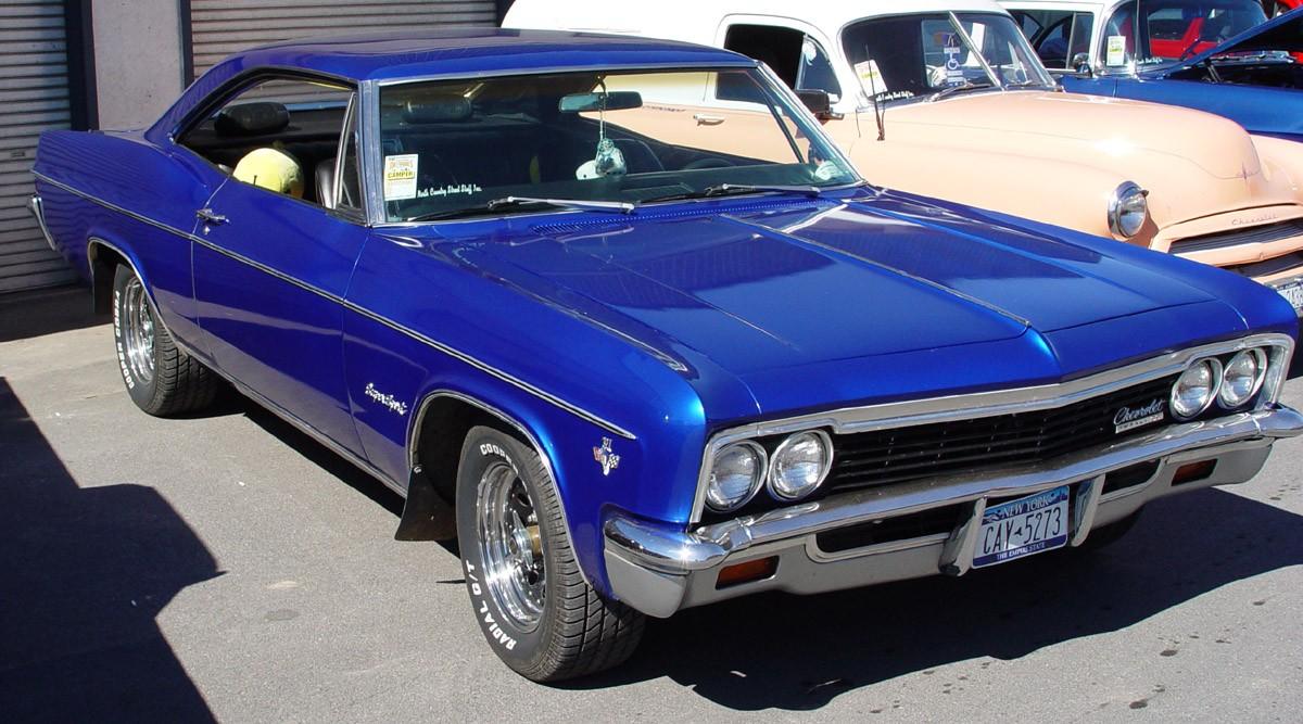 les belles photos de Chevrolet... juste pour rêver un peu Chevrl10