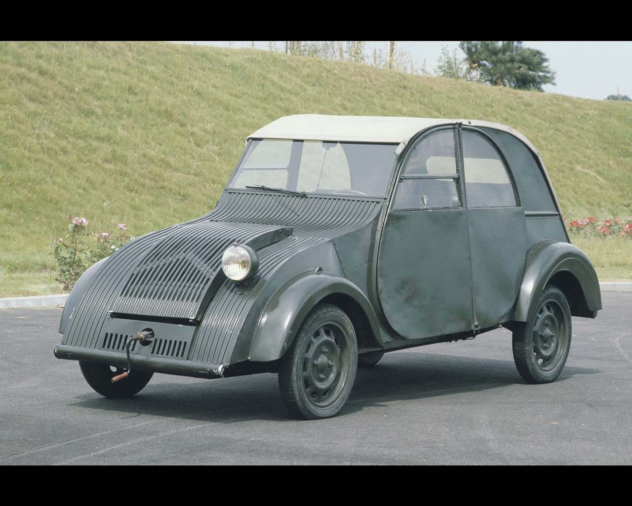 belles photos de Citroën 2 cv... juste pour le plaisir de rêver Citroe11