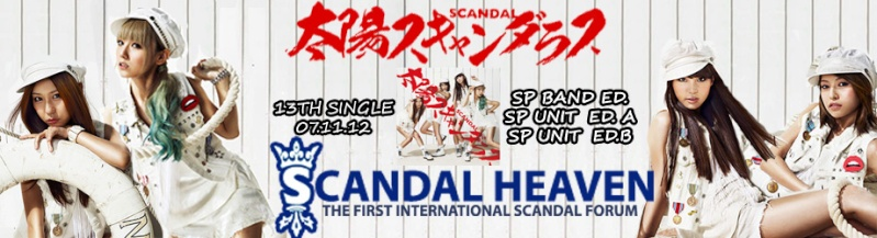 Taiyou Scandalous Layout Banner Contest Banner10