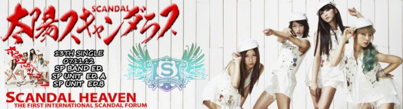 Taiyou Scandalous Layout Banner Contest Banner13