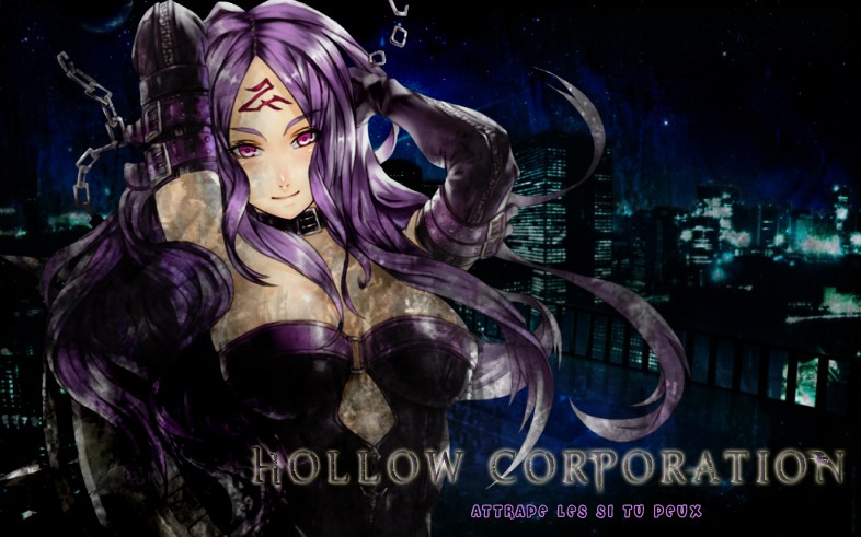 The hollow corporation