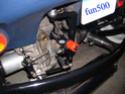 rénovation  tringlerie boite de vitesse fun500 Dscn0183