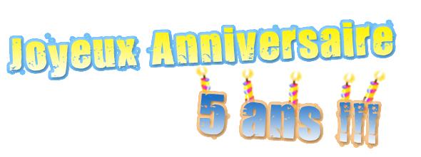 Univ'R15.17 2007 - 2012 = 5 ANS !!!!! Ja5ans10
