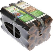 Essais de combustibles pour cheminée. Buches10