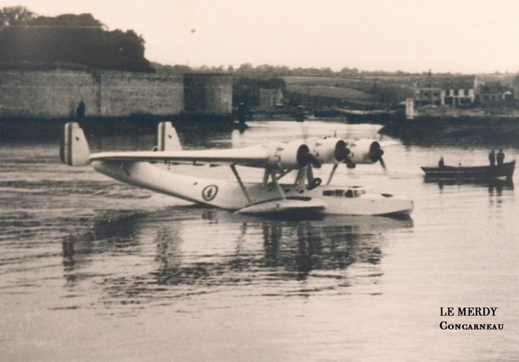 [Les anciens avions de l'aéro] Hydravion DORNIER  DO 24 Dormie10