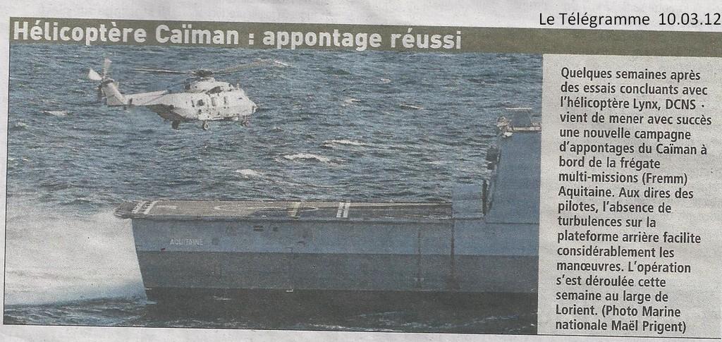 NH 90 Caïman sur l'Aquitaine  Scan0039