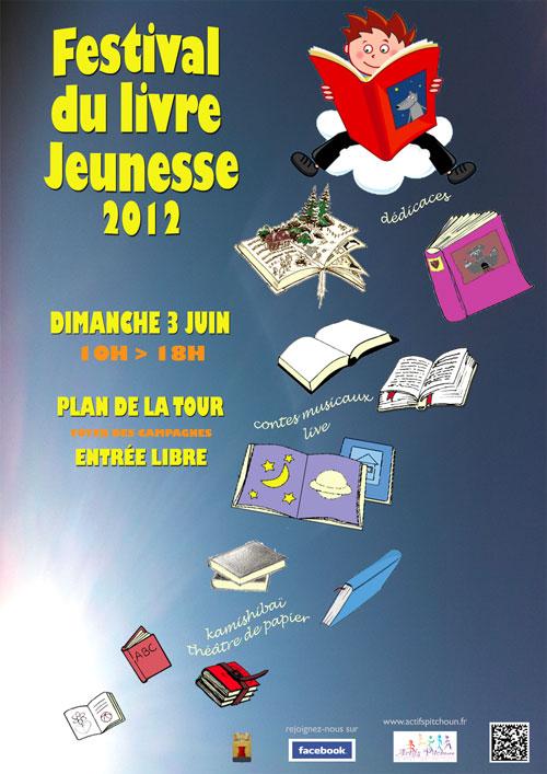 Festival livre jeunesse Plan de la Tour (83) 2012-010