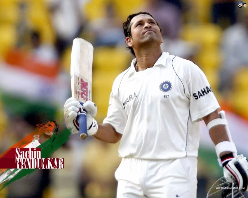 Sachin The GOD of cricket.. Sachin10