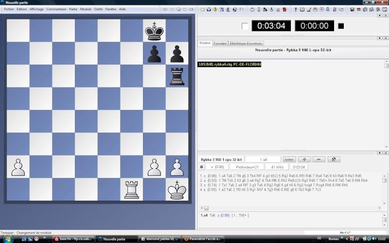 Paramètrer l'accès aux tablebases de finale dans la gui Fritz Sans_t10