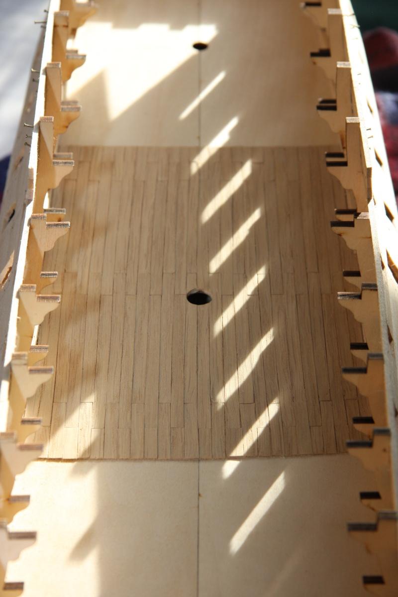 Martin Baubericht Victory aus Holz 1:84 2010
