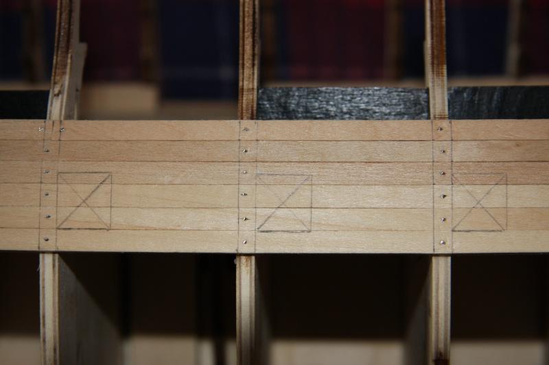 Martin Baubericht Victory aus Holz 1:84 710