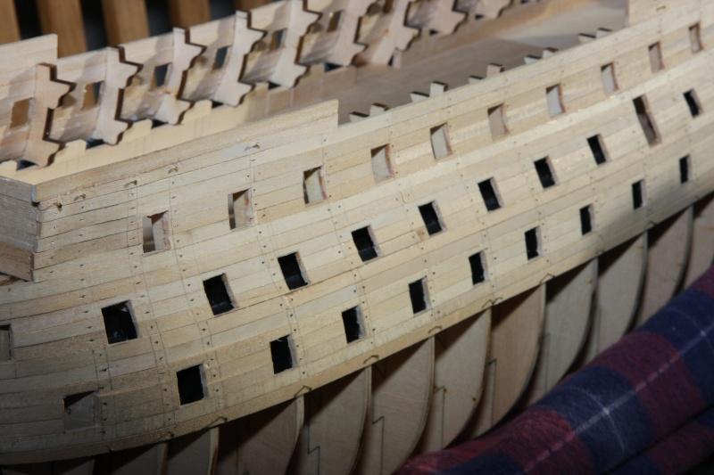 Martin Baubericht Victory aus Holz 1:84 910