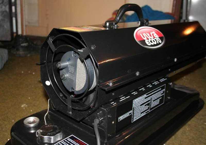 [Chauffage] Canon à chaleur KIAM Eco 70. 211