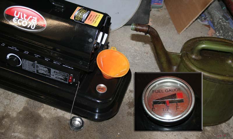 [Chauffage] Canon à chaleur KIAM Eco 70. 810