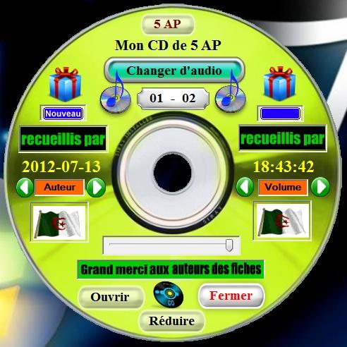 CD de l'enseignant de 5AP Sans_t10