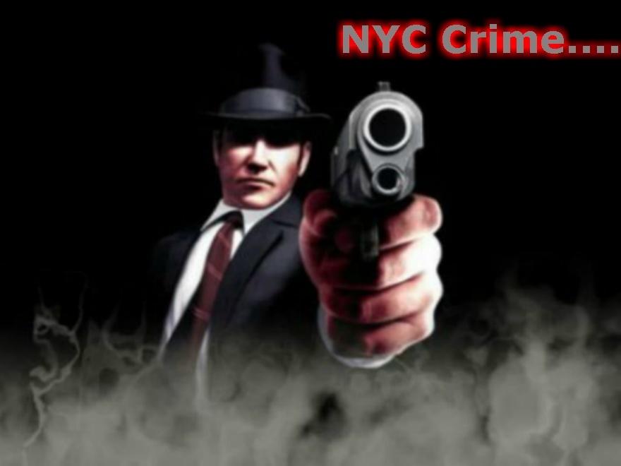 NYC Crime.
