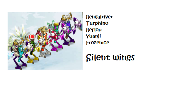 Silent wings is awesome Ggggrf10