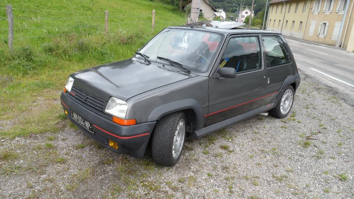 super 5 gt turbo phase1 1987 29462010