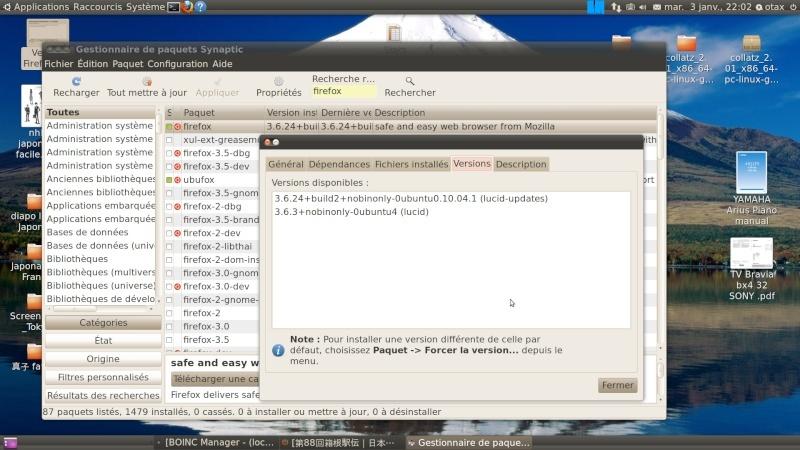 [Résolu] Problème à partir de Firefox 8-avec Ubuntu 11.10, Ubuntu 10.04, etc ... Ff_ver11