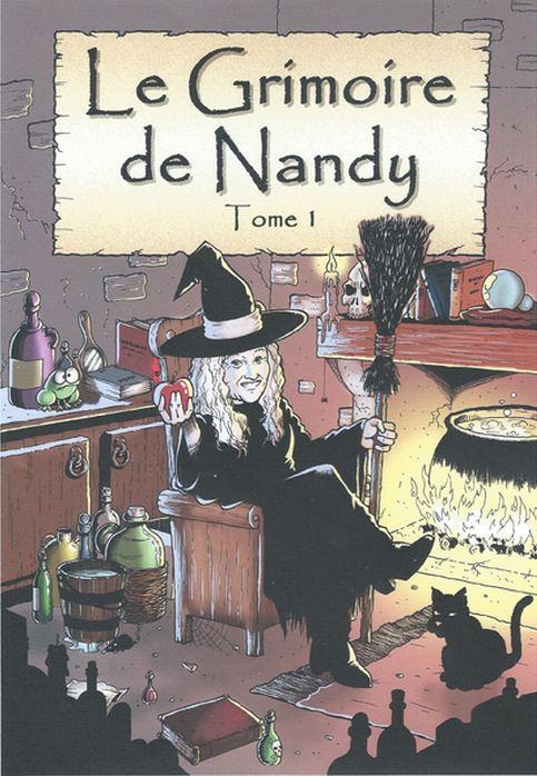 Le Grimoire De Nandy (Tome 1) Captur10