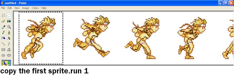 How to animate sprites easily! Tut_210