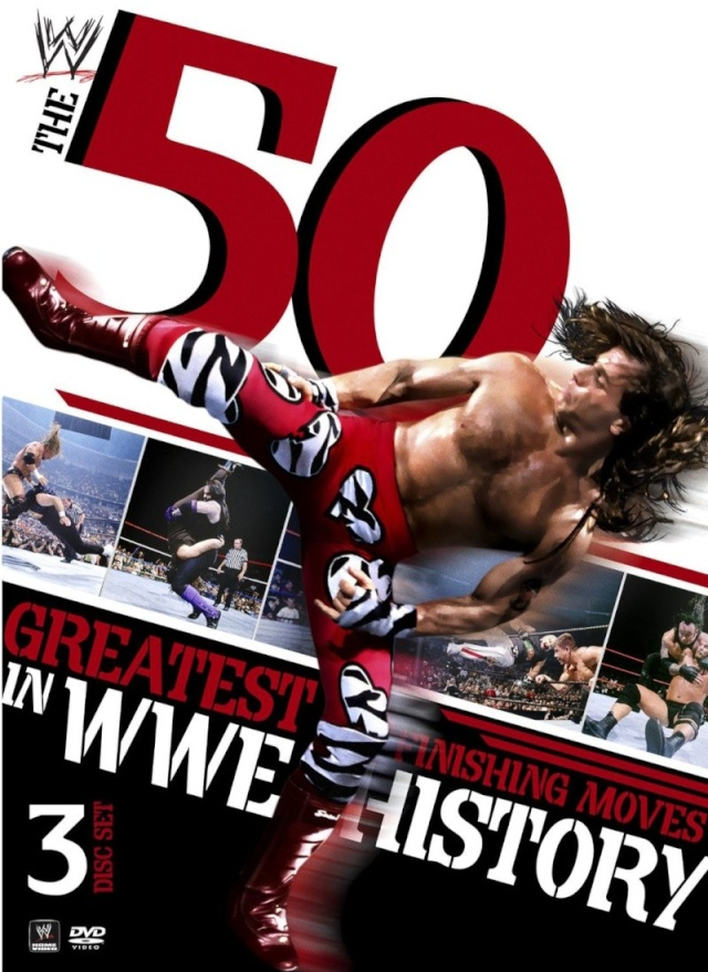 [Divers] Contenu du DVD WWE :The 50 Greatest Finishing Moves in History Wwe-5011