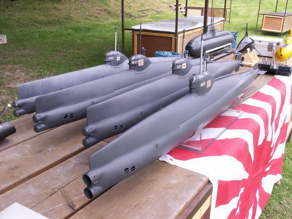 U-Boot Koryo Koryu11