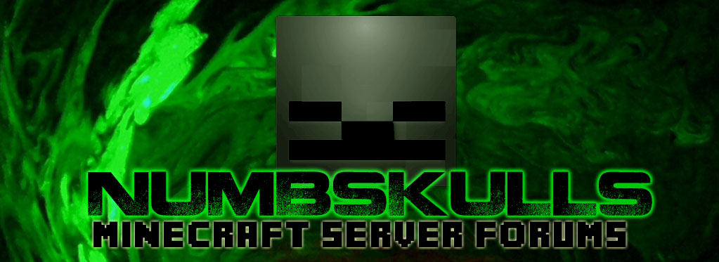 Numbskulls Minecraft Server