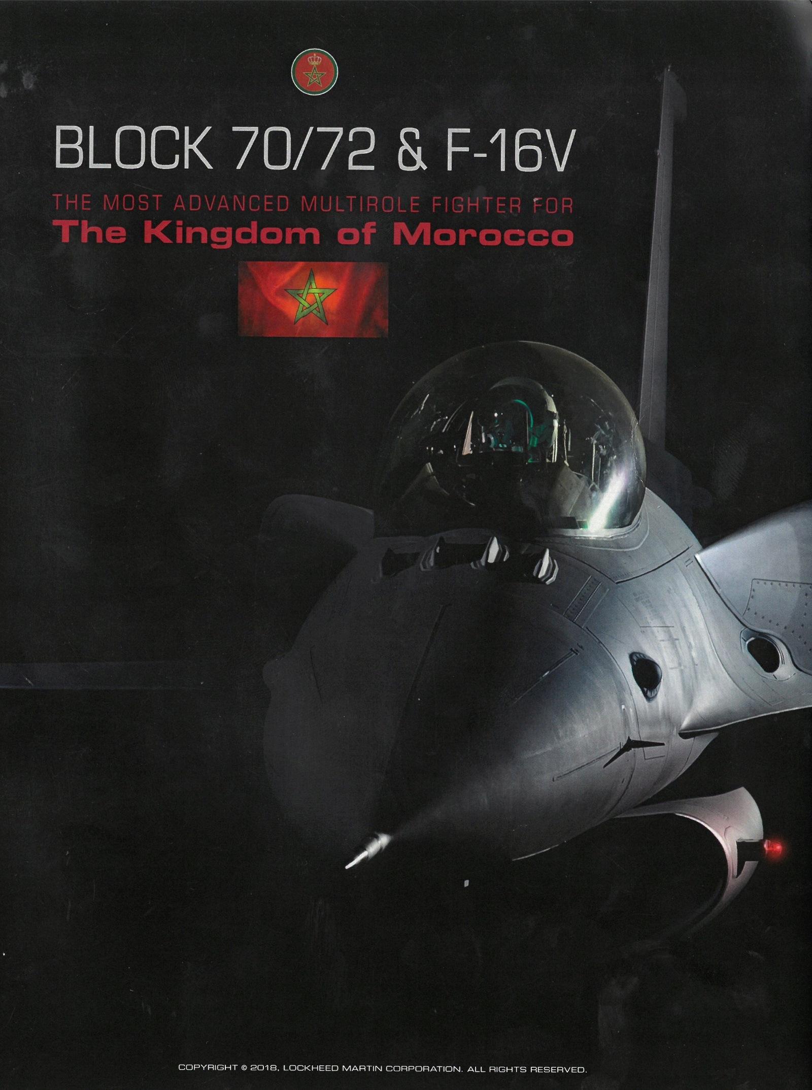 The Moroccan F-16V Viper / Block 72 program - Page 5 010