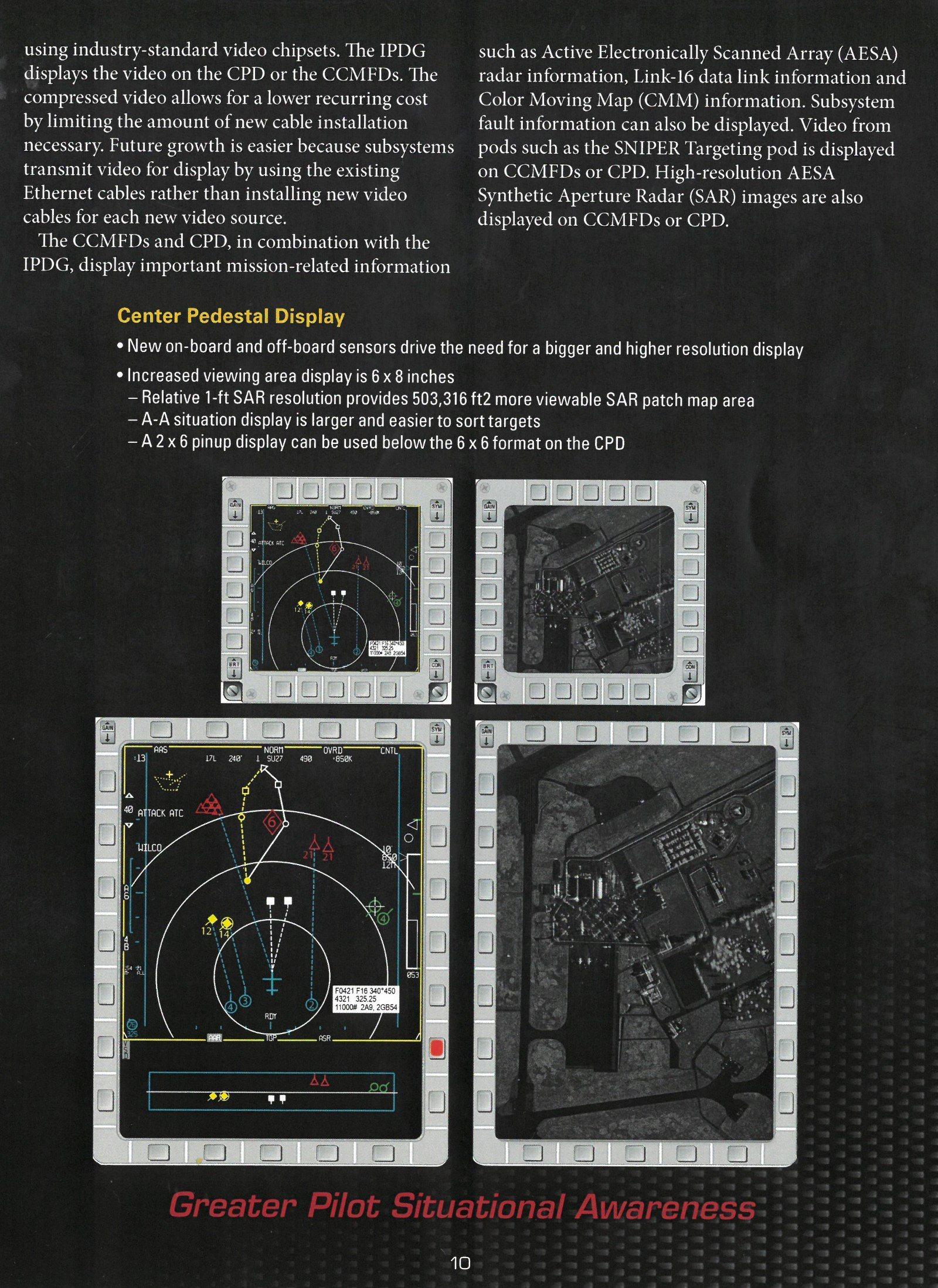 The Moroccan F-16V Viper / Block 72 program - Page 5 1010