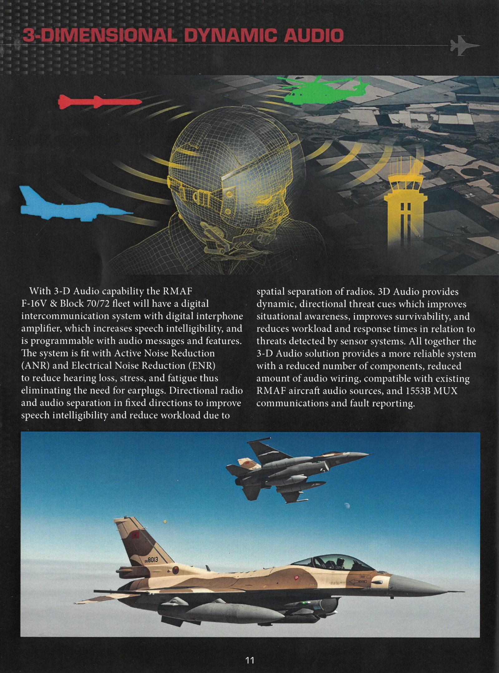 The Moroccan F-16V Viper / Block 72 program - Page 5 1110