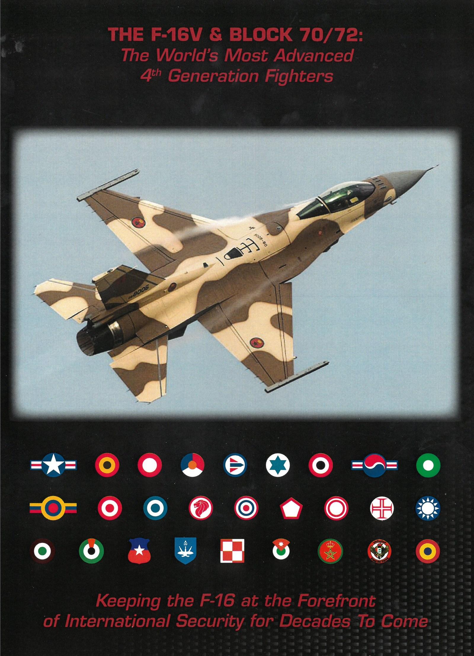 The Moroccan F-16V Viper / Block 72 program - Page 5 2210