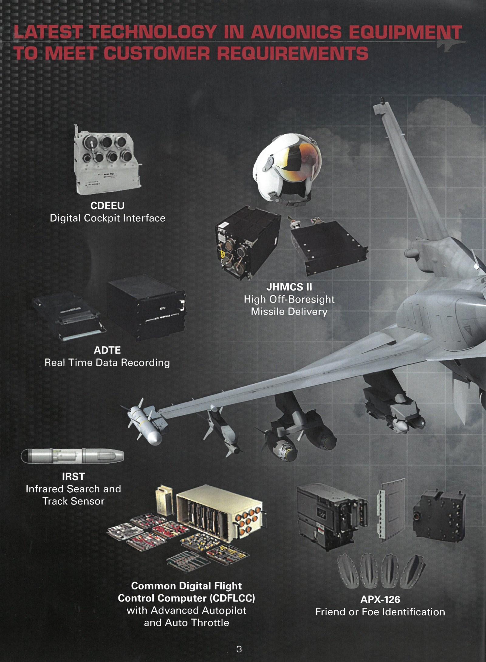 The Moroccan F-16V Viper / Block 72 program - Page 5 310
