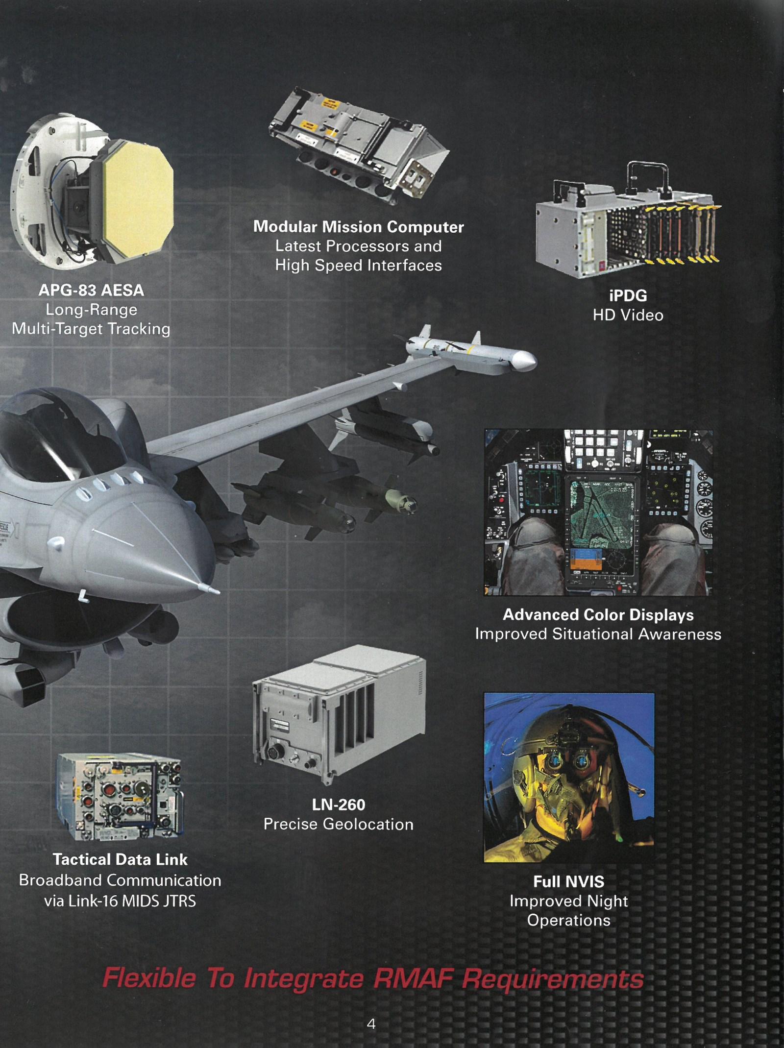 The Moroccan F-16V Viper / Block 72 program - Page 5 410
