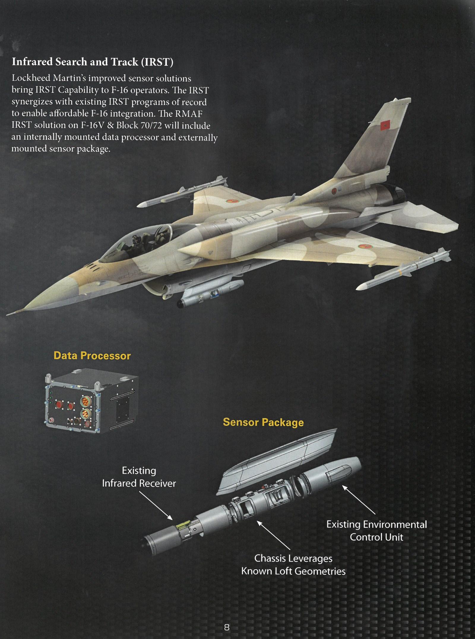 The Moroccan F-16V Viper / Block 72 program - Page 5 810