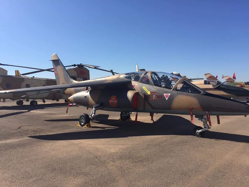 Marrakech Air Show 2018 - Photos et vidéos FRA / MRM / GR Fb_img33